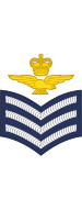 RAF Flight Sergeant Aircrew